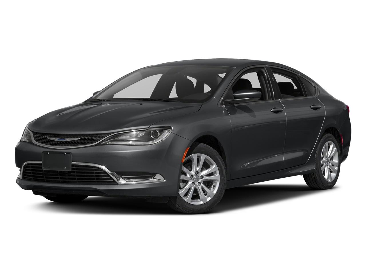 2016 Chrysler 200 Vehicle Photo in Oak Lawn, IL 60453
