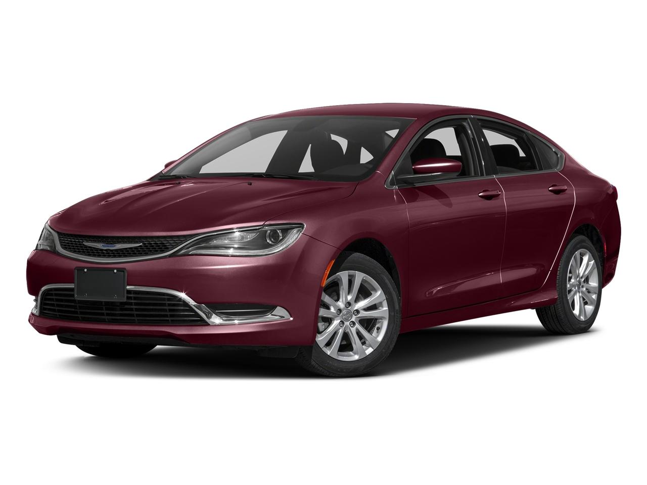 2016 Chrysler 200 Vehicle Photo in Medina, OH 44256