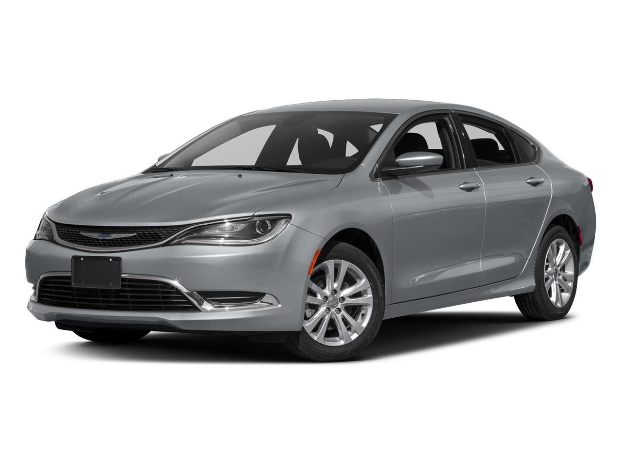 2016 Chrysler 200 Vehicle Photo in Moon Township, PA 15108
