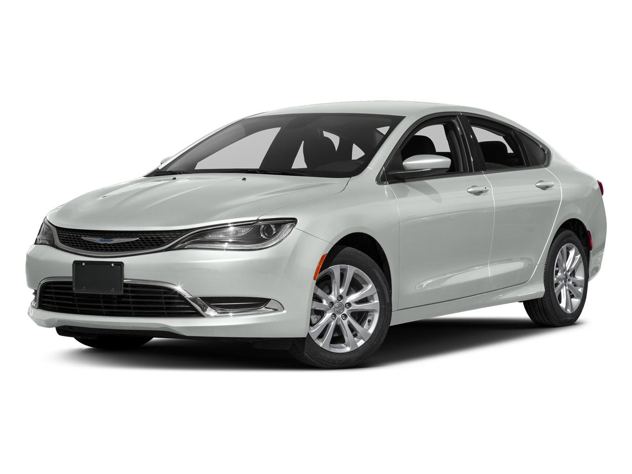 2016 Chrysler 200 Vehicle Photo in Ellwood City, PA 16117