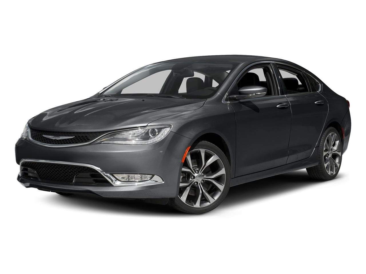2016 Chrysler 200 Vehicle Photo in Beaufort, SC 29906