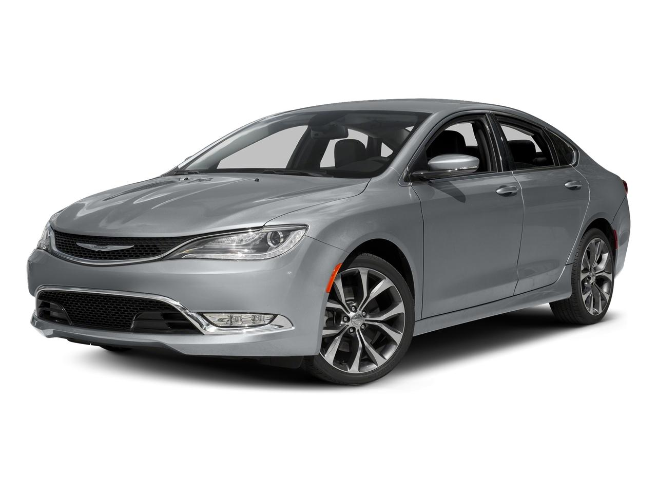 2016 Chrysler 200 Vehicle Photo in Fort Worth, TX 76116
