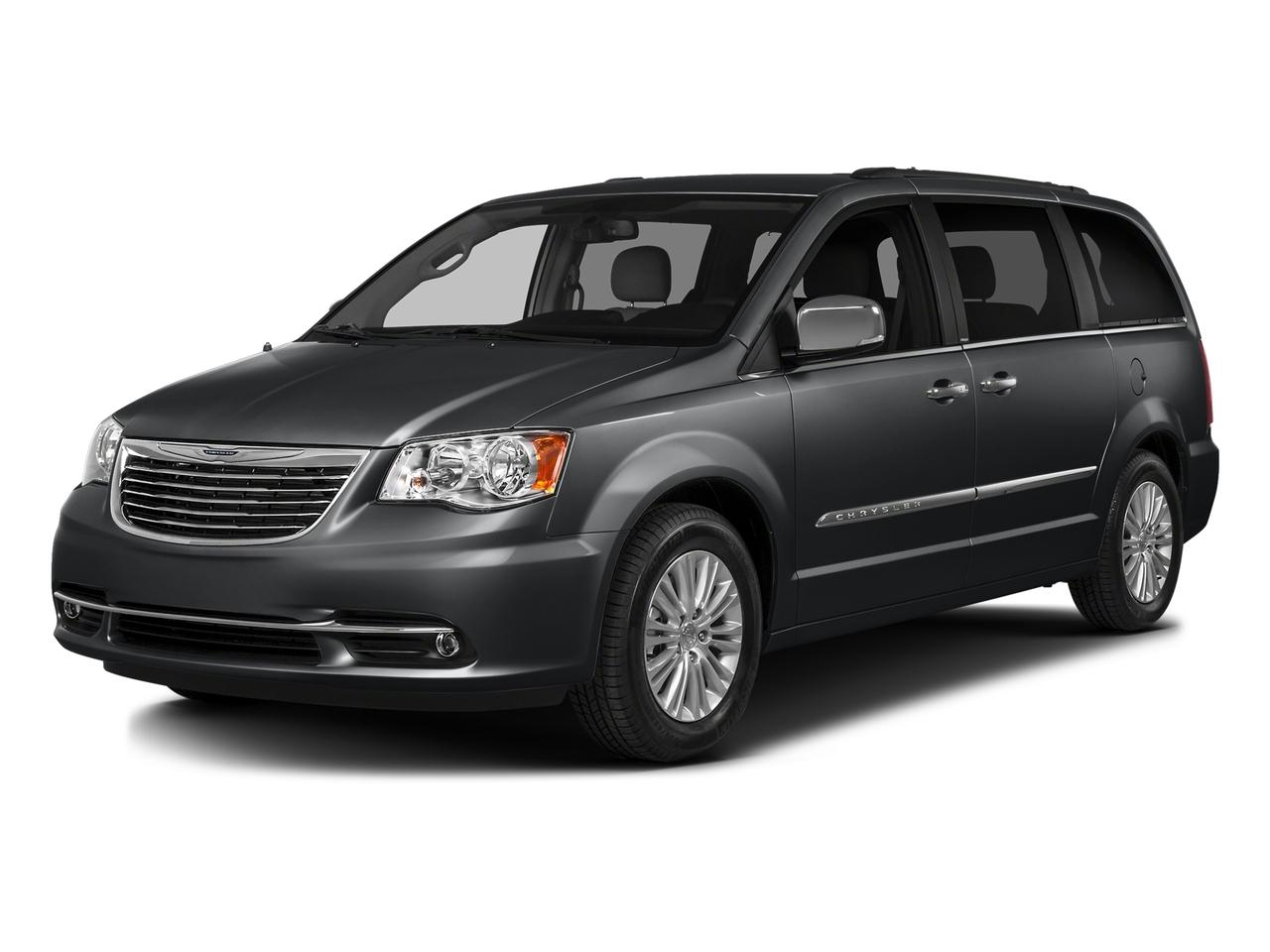 2016 Chrysler Town & Country Vehicle Photo in Doylestown, PA 18902