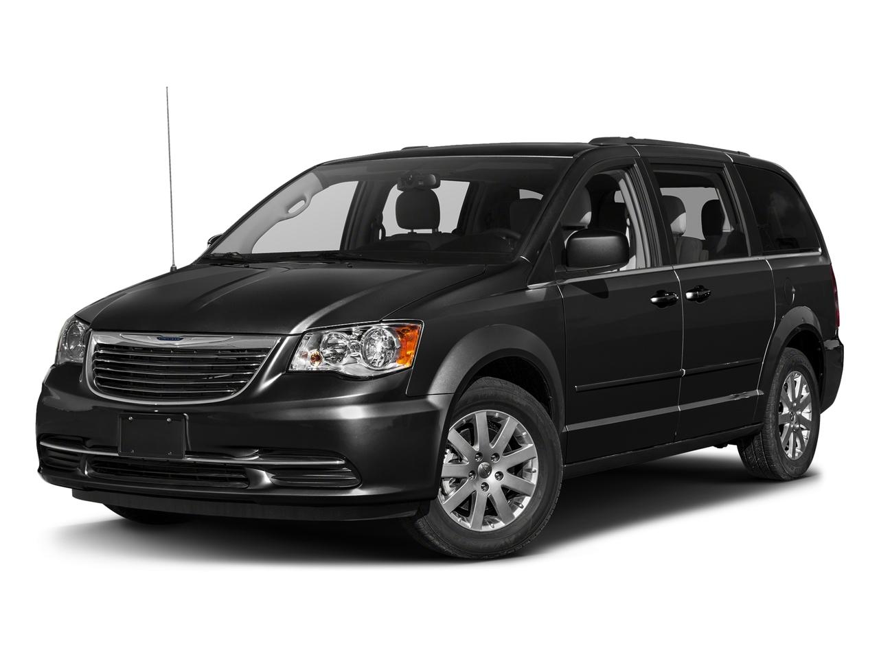 2016 Chrysler Town & Country Vehicle Photo in Odessa, TX 79762