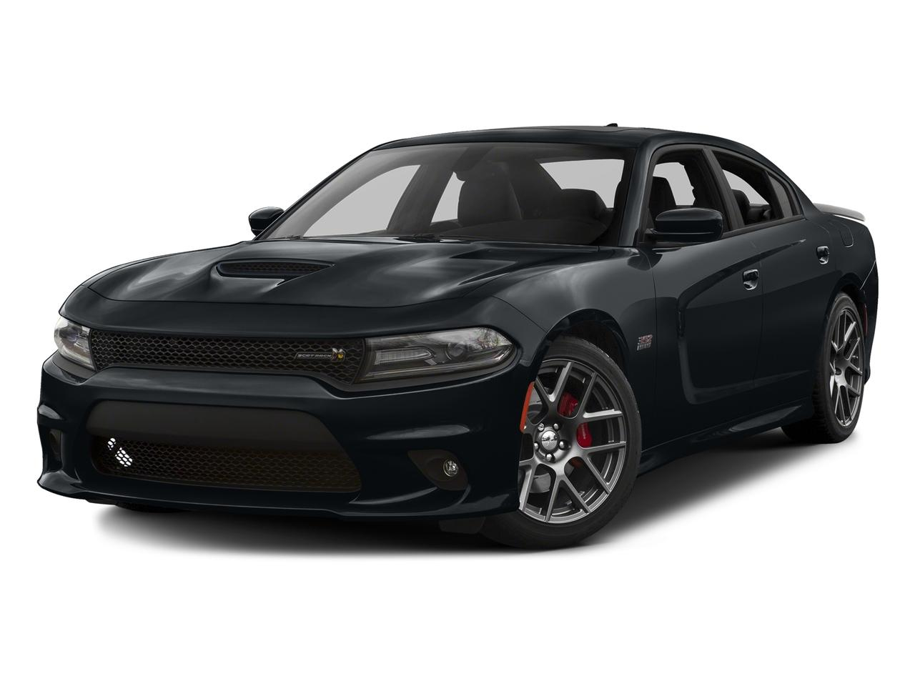 2016 Dodge Charger Vehicle Photo in Redding, CA 96002