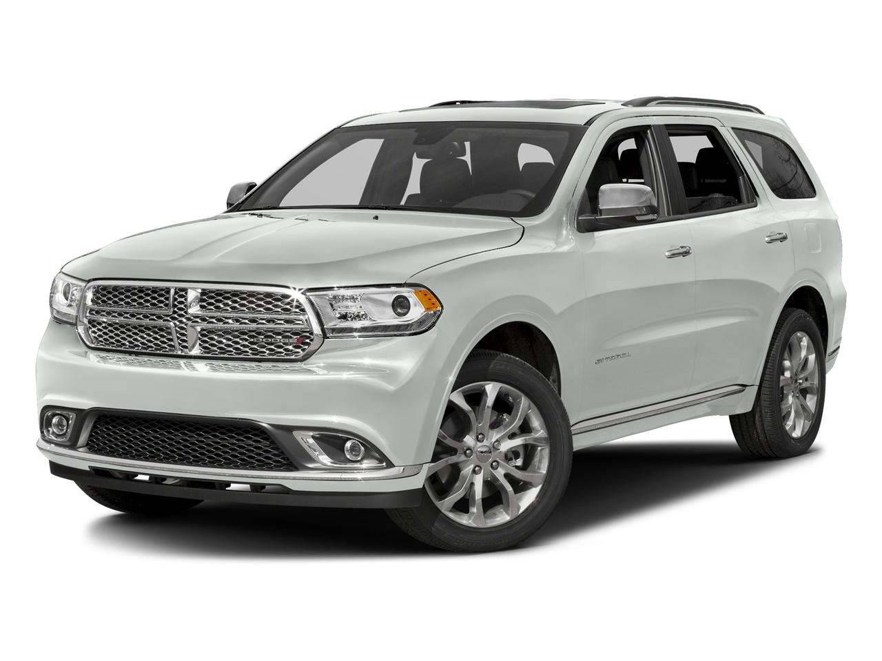 2016 Dodge Durango Vehicle Photo in Pleasanton, CA 94588
