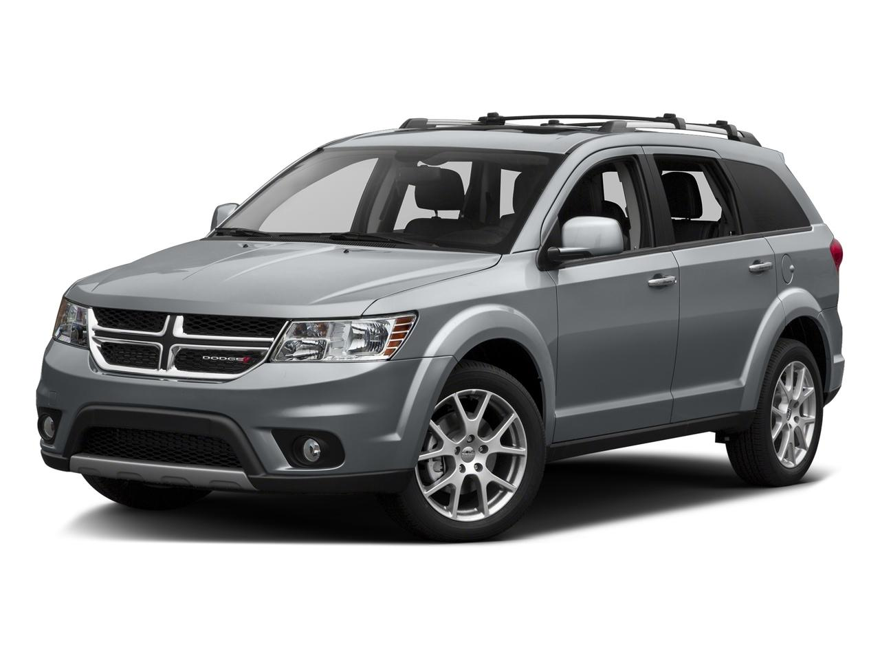 2016 Dodge Journey Vehicle Photo in Midland, TX 79703