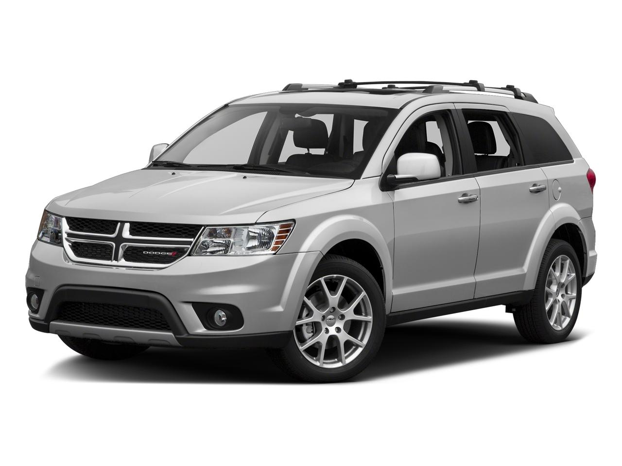 2016 Dodge Journey Vehicle Photo in Vincennes, IN 47591
