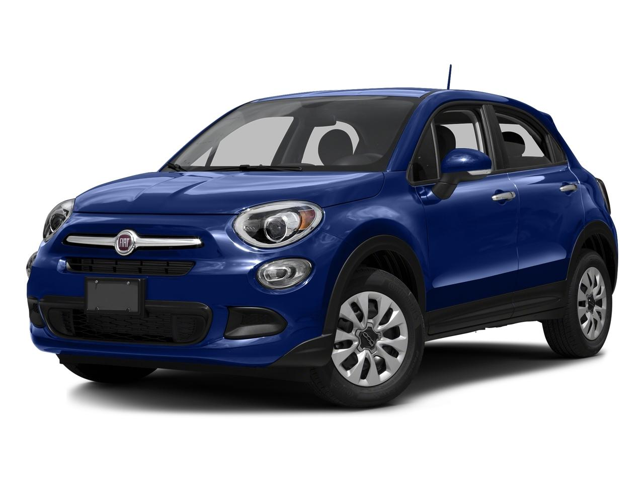 2016 FIAT 500X Vehicle Photo in Akron, OH 44320