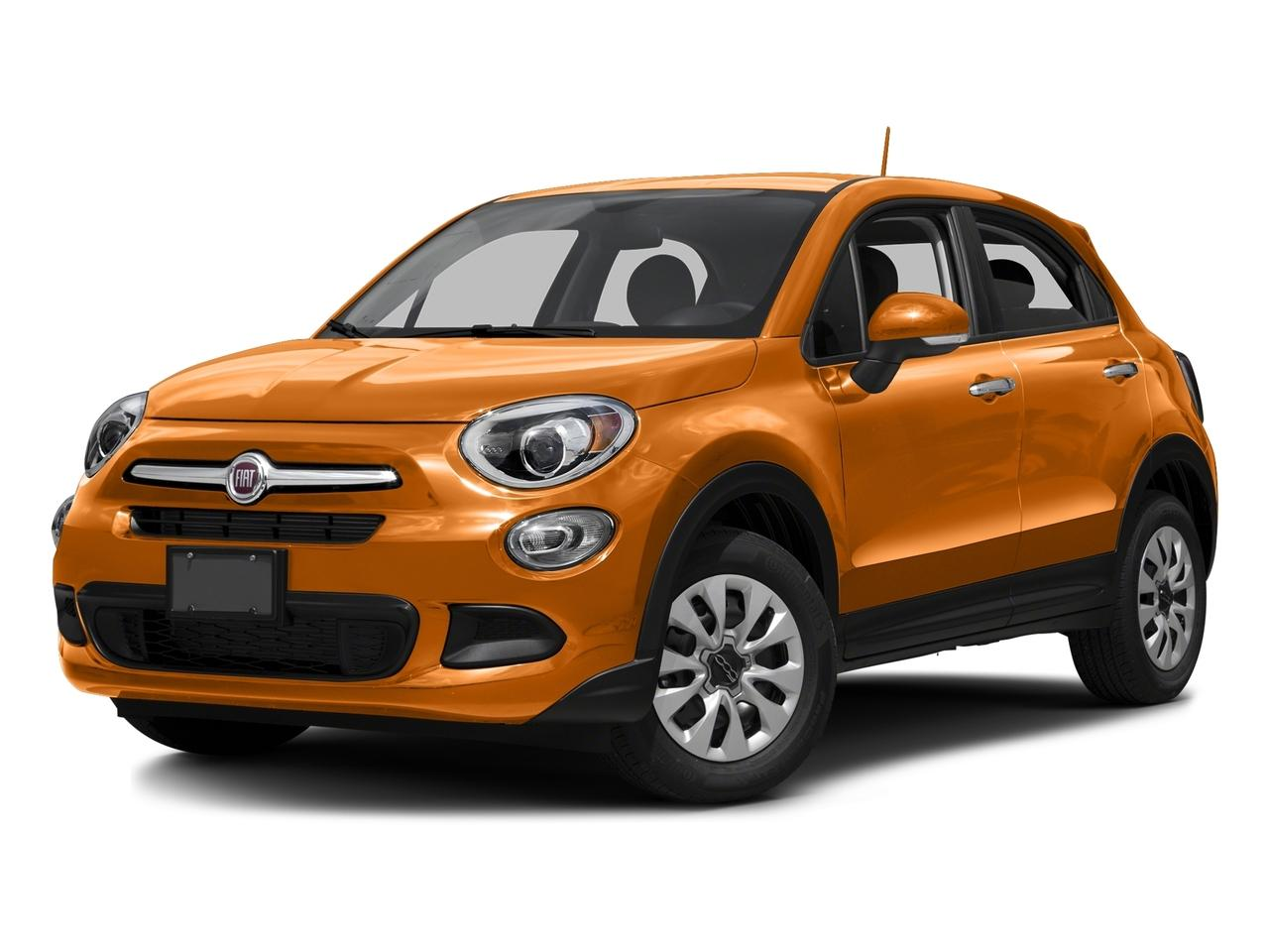 2016 FIAT 500X Vehicle Photo in Boonville, IN 47601