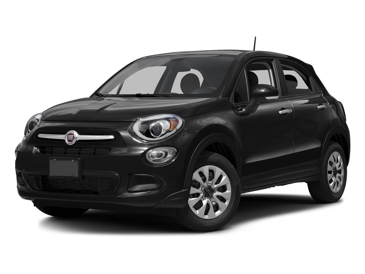 2016 FIAT 500X Vehicle Photo in Kansas City, MO 64114