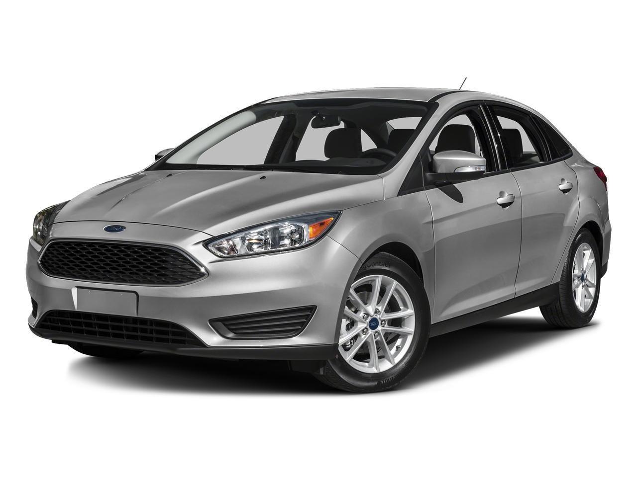 2016 Ford Focus Vehicle Photo in El Paso, TX 79936