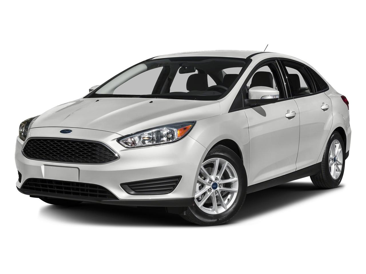 2016 Ford Focus Vehicle Photo in Mission, TX 78572