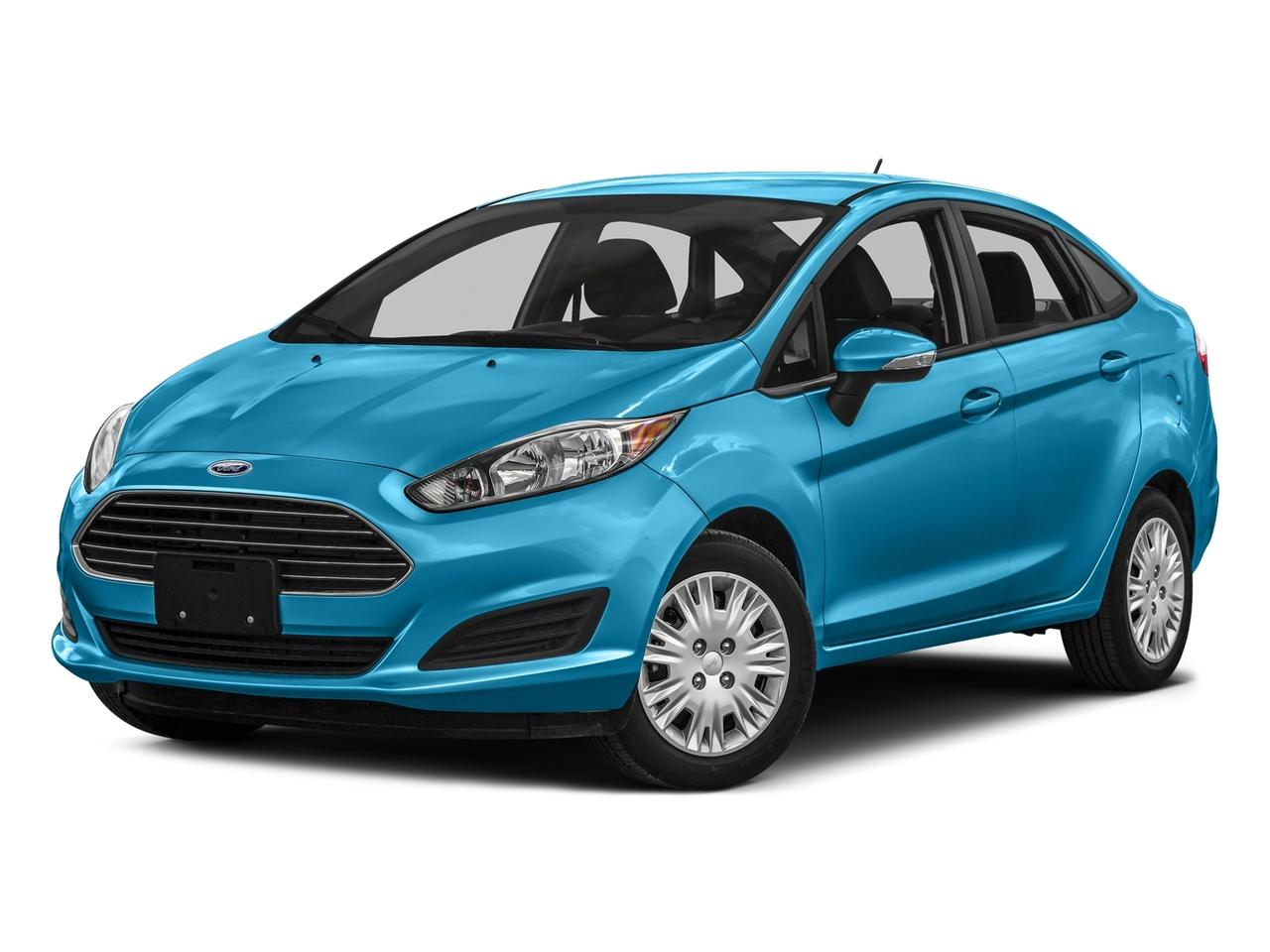 2016 Ford Fiesta Vehicle Photo in Peoria, IL 61615