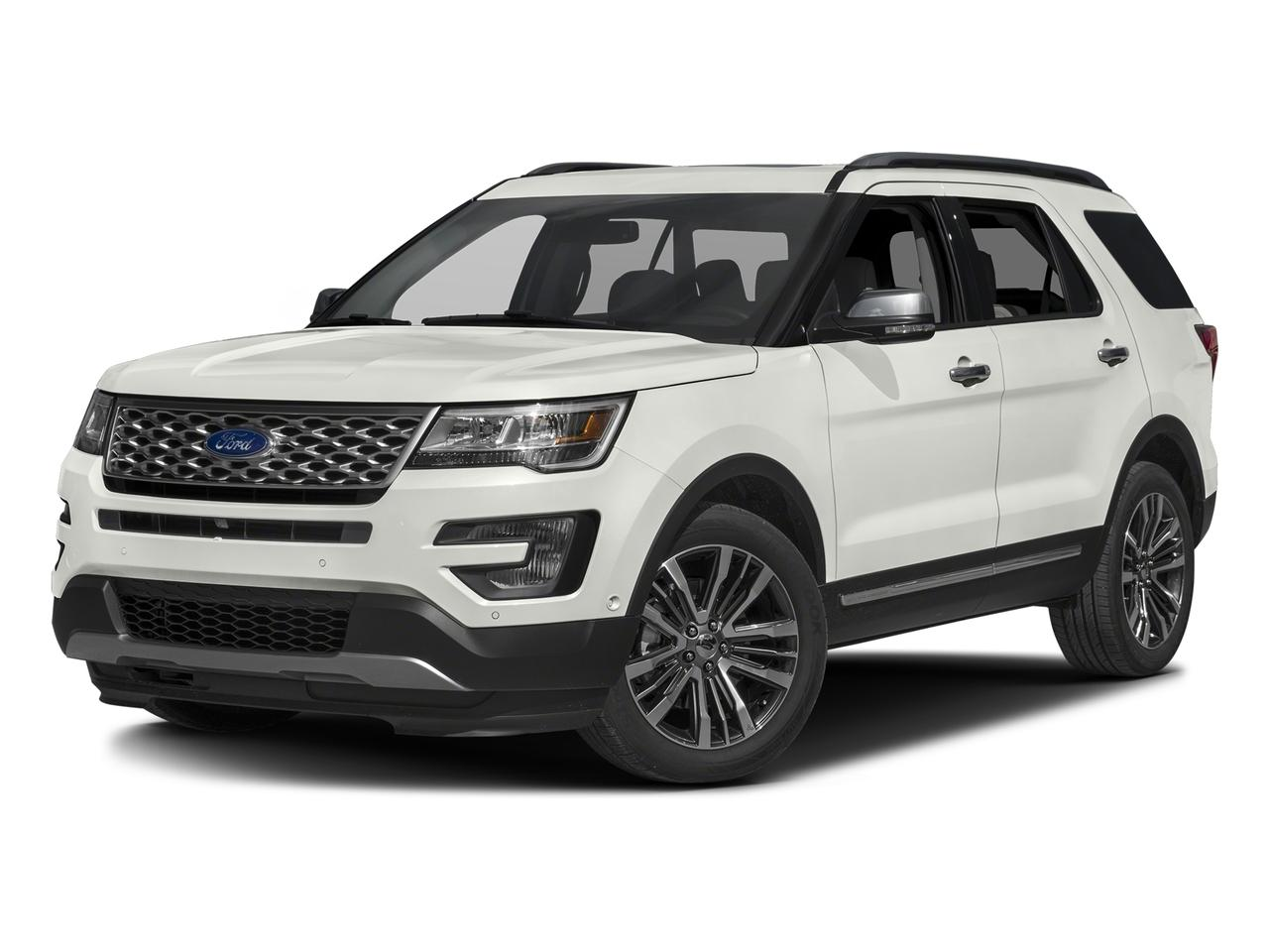 2016 Ford Explorer Vehicle Photo in Madison, WI 53713