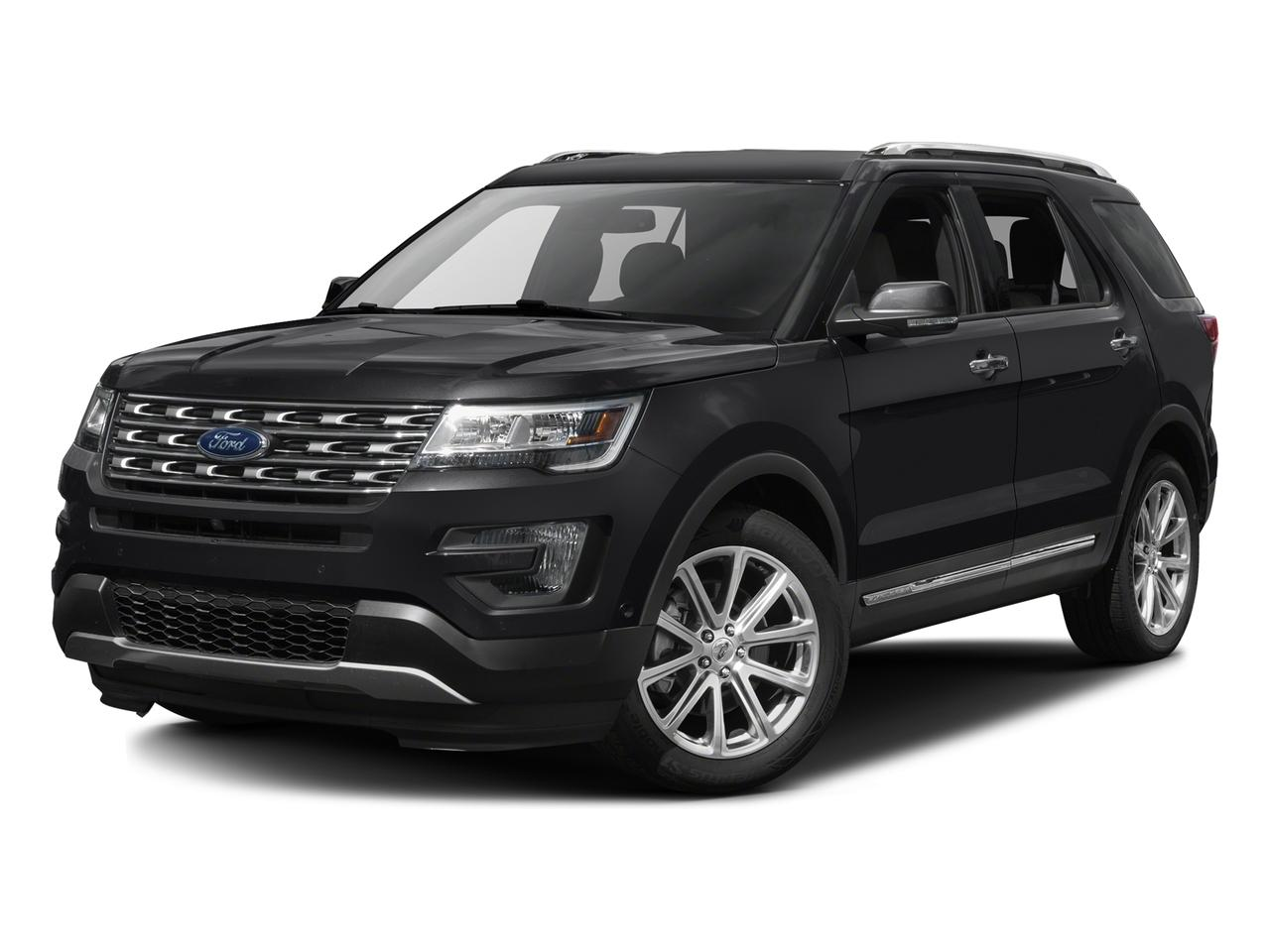 2016 Ford Explorer Vehicle Photo in Saginaw, MI 48609