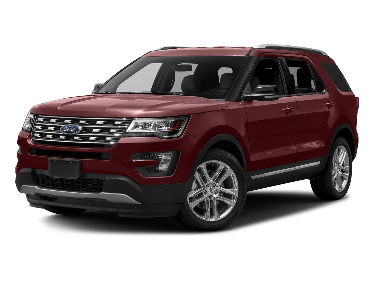 2016 Ford Explorer Vehicle Photo in Owensboro, KY 42303