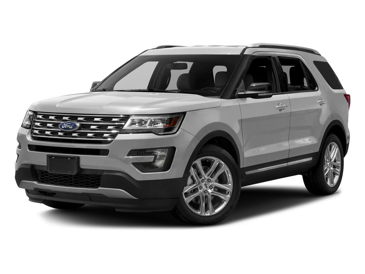 2016 Ford Explorer Vehicle Photo in San Antonio, TX 78257