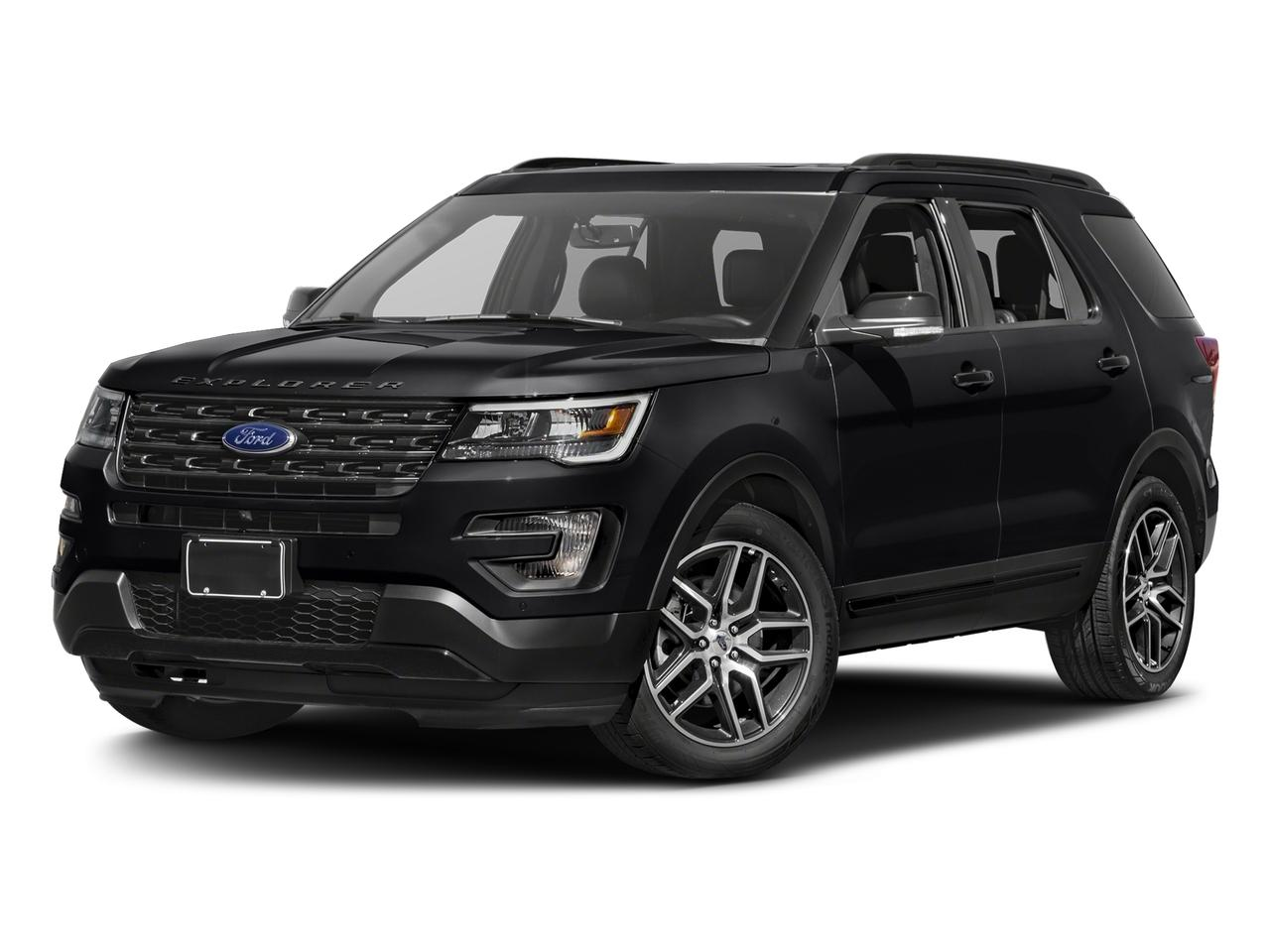 2016 Ford Explorer Vehicle Photo in Greeley, CO 80634