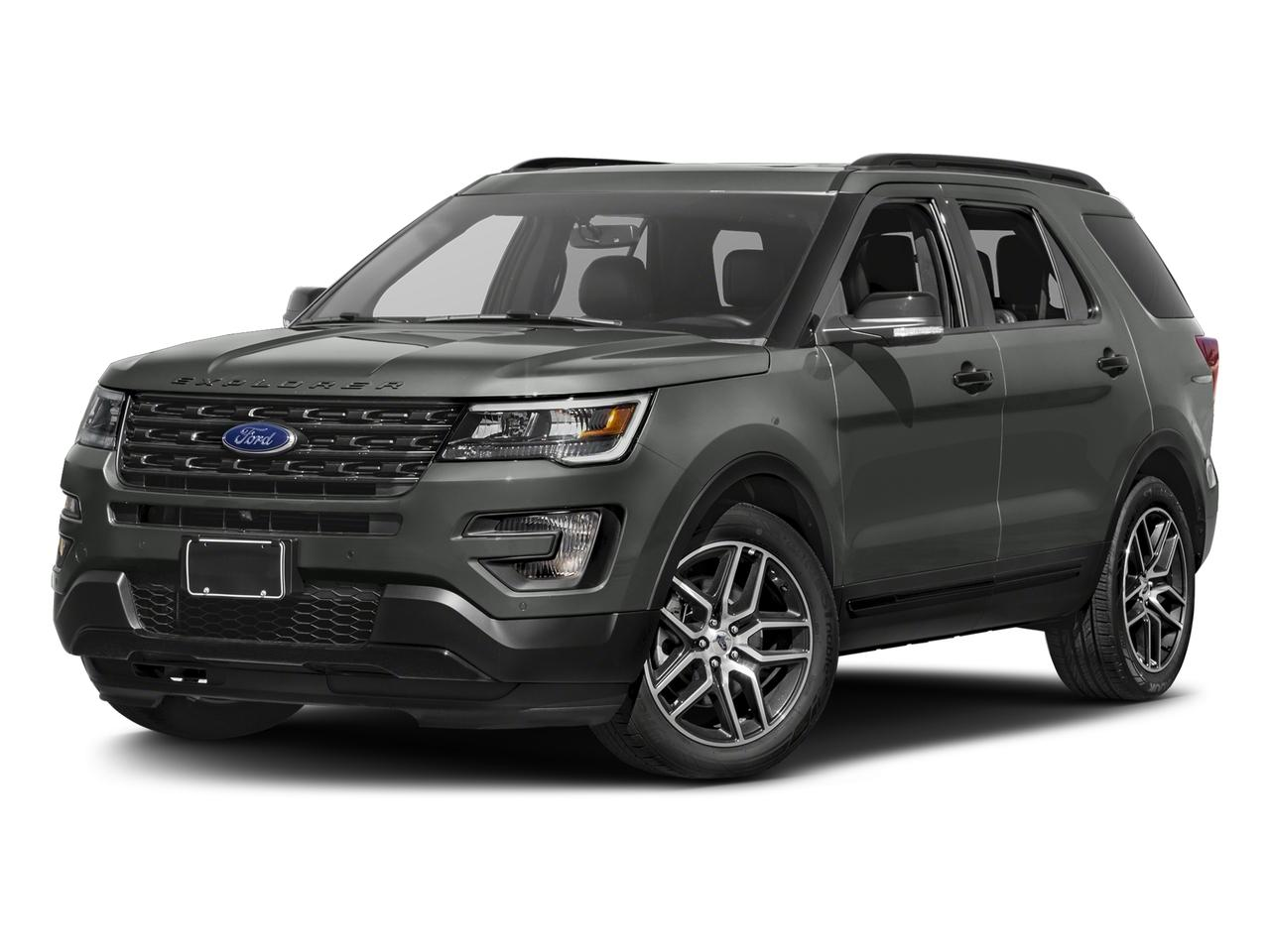 2016 Ford Explorer Vehicle Photo in Killeen, TX 76541