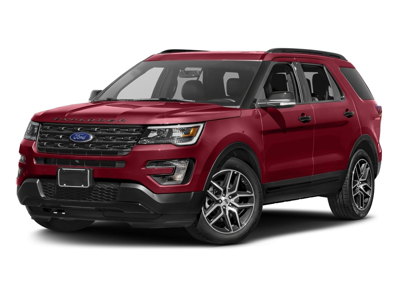 2016 Ford Explorer Vehicle Photo in Joliet, IL 60435