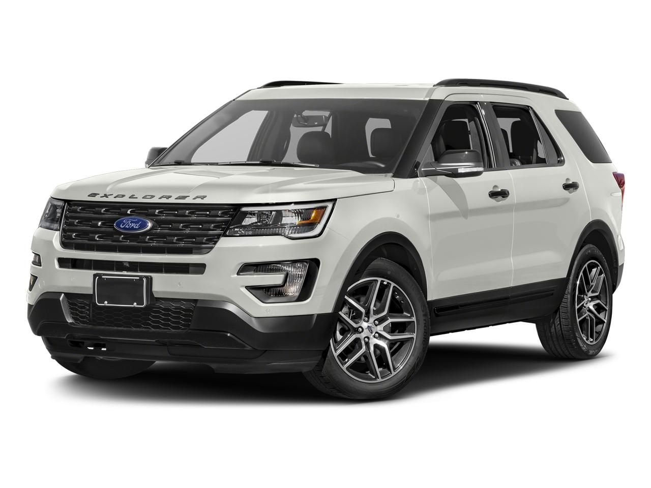 2016 Ford Explorer Vehicle Photo in Austin, TX 78759