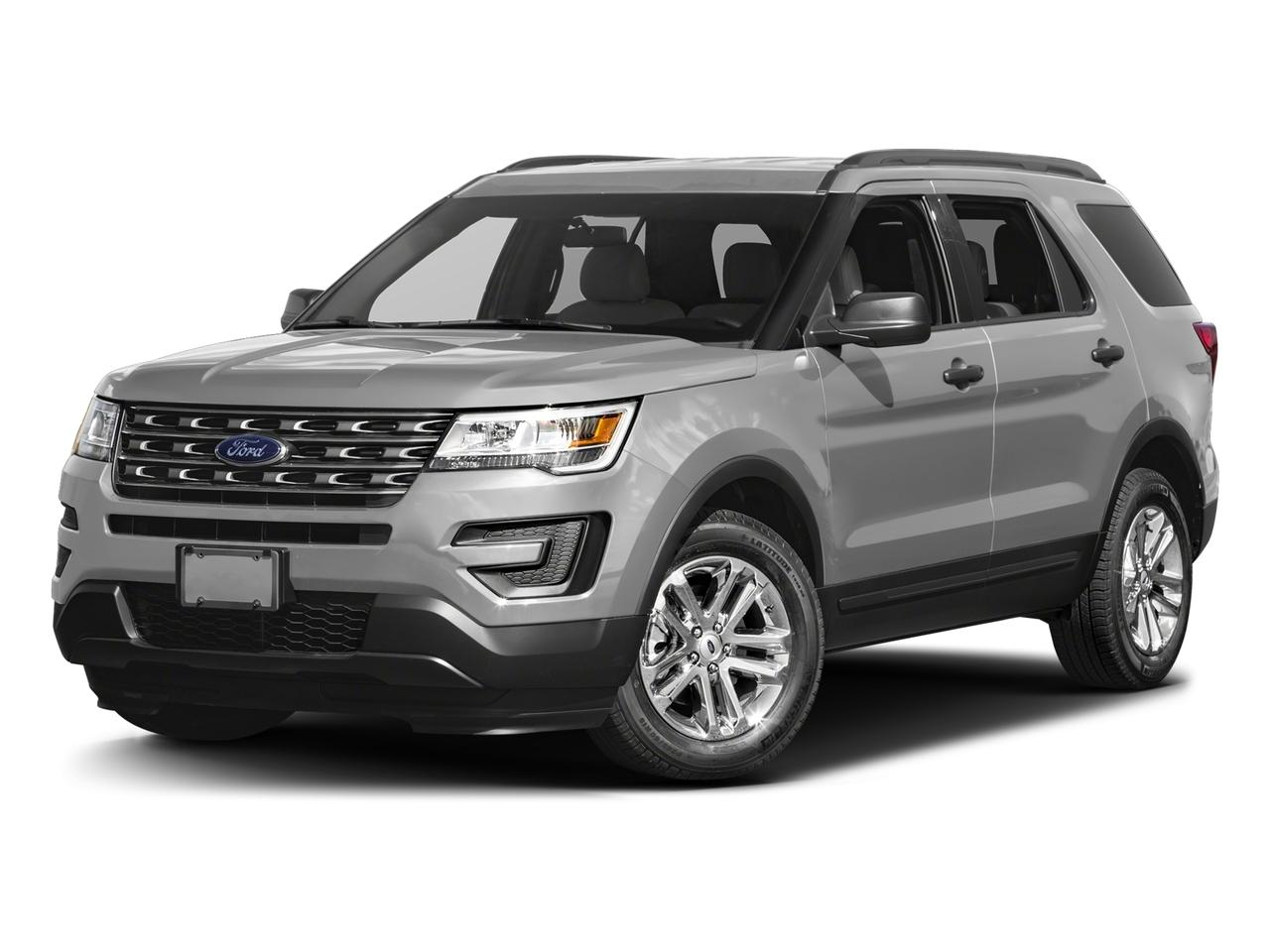 2016 Ford Explorer Vehicle Photo in Beaufort, SC 29906