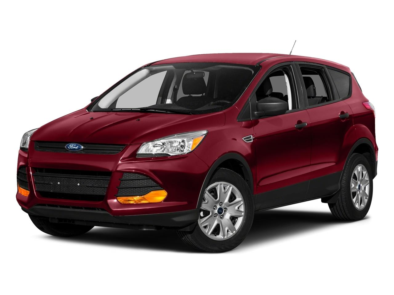 2016 Ford Escape Vehicle Photo in Brownsville, TX 78520