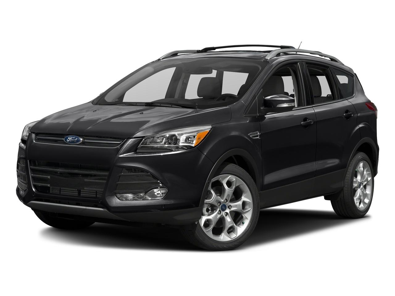 2016 Ford Escape Vehicle Photo in Austin, TX 78759