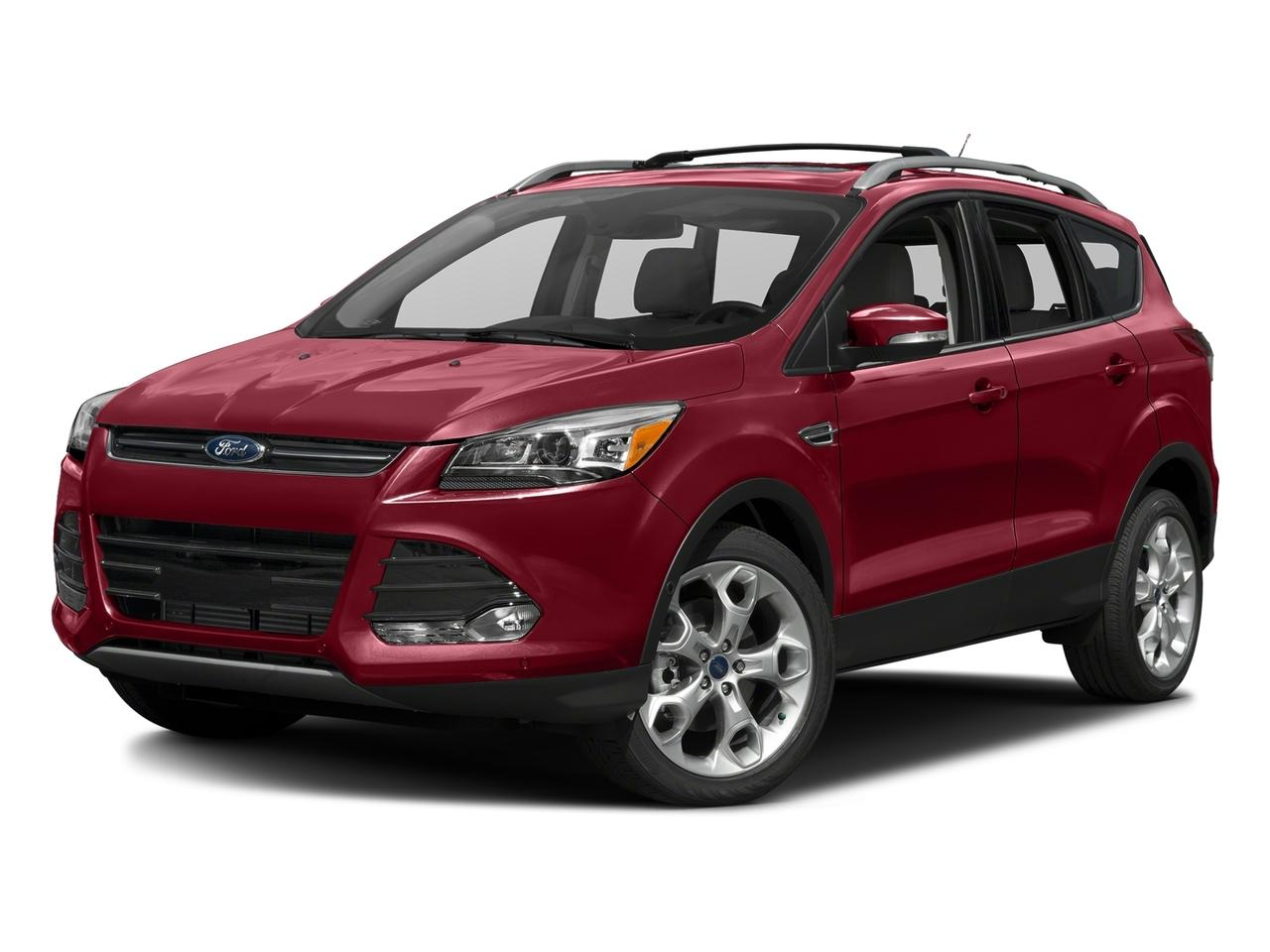 2016 Ford Escape Vehicle Photo in Medina, OH 44256