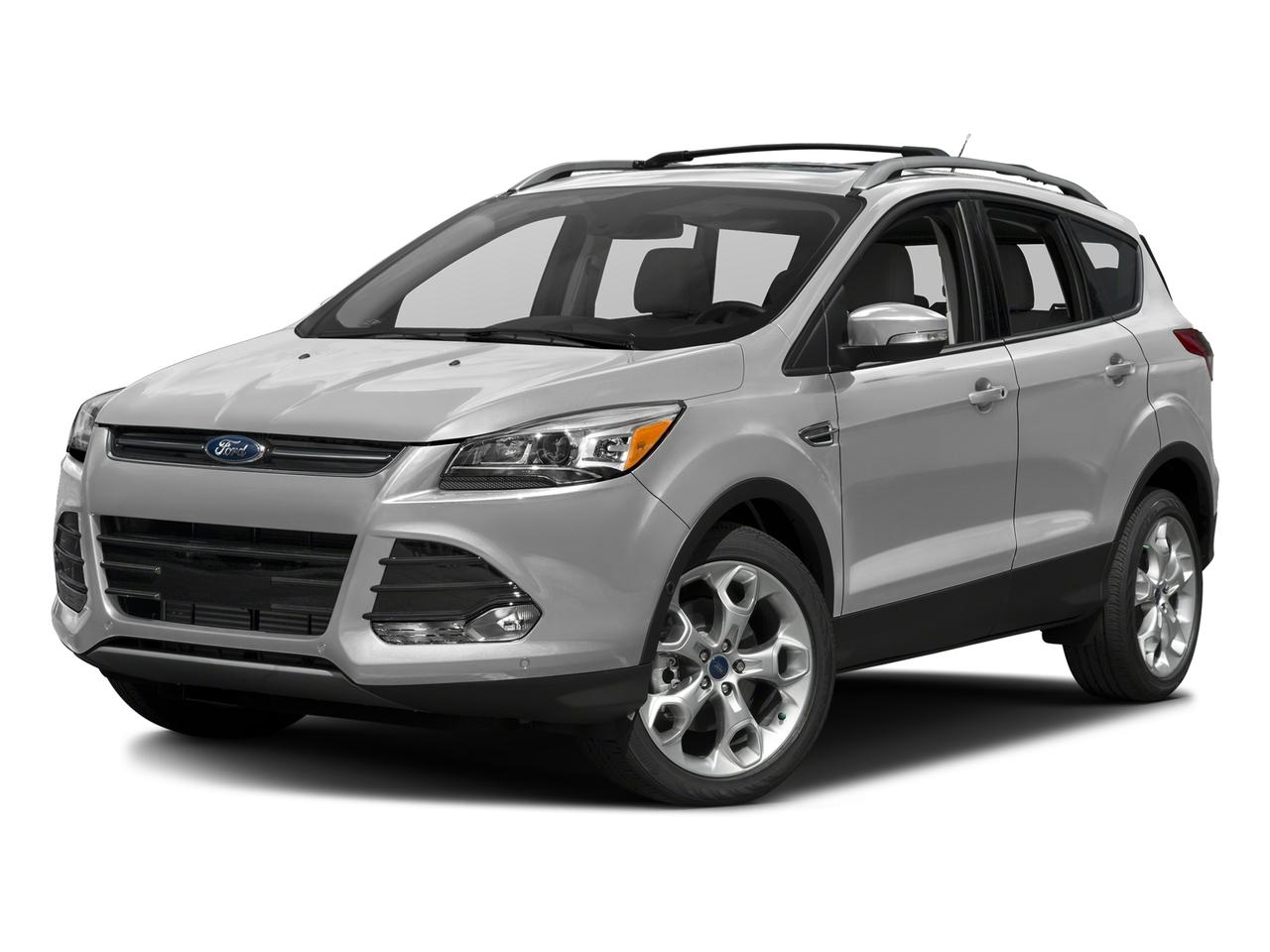 2016 Ford Escape Vehicle Photo in Brockton, MA 02301