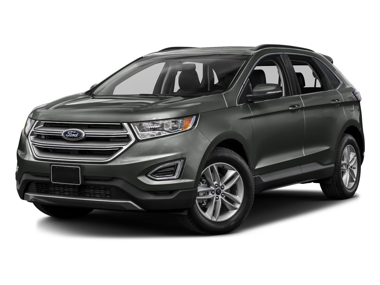 2016 Ford Edge Vehicle Photo in Joliet, IL 60586