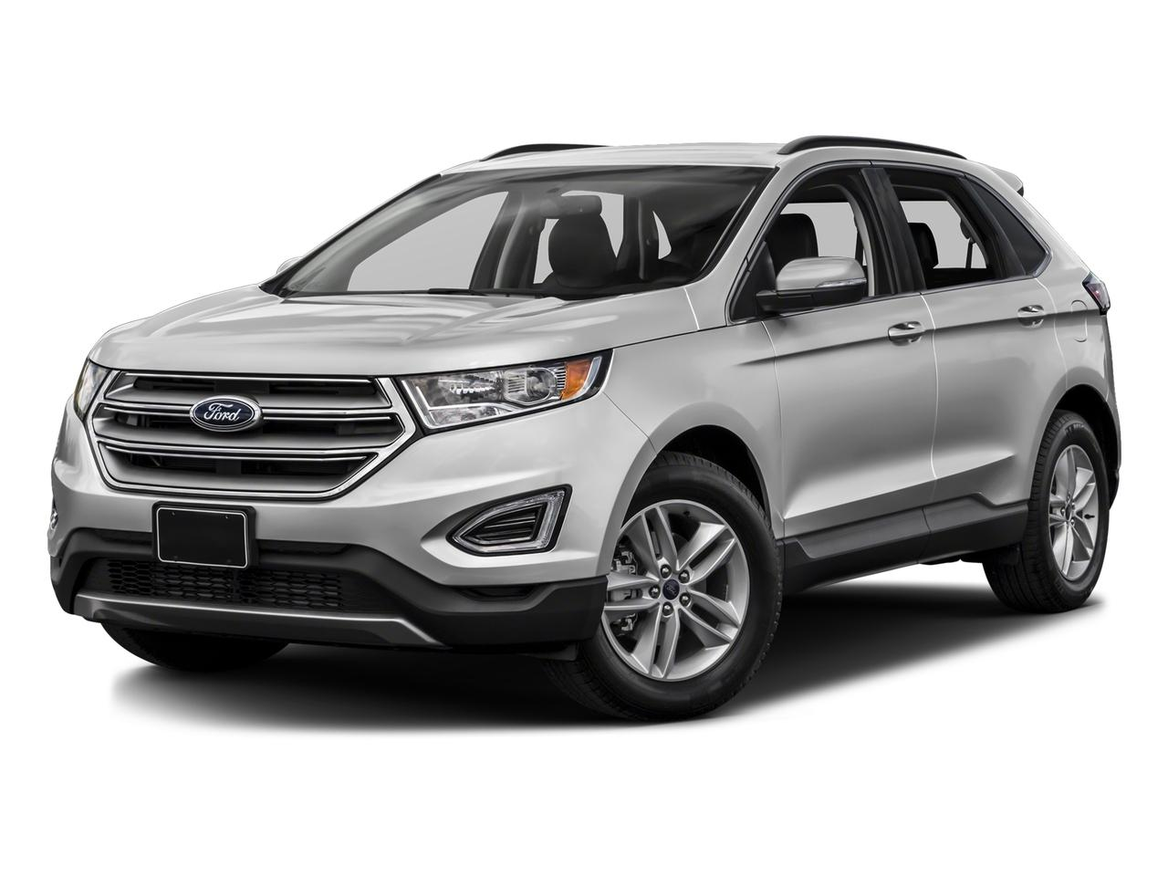 2016 Ford Edge Vehicle Photo in Redding, CA 96002