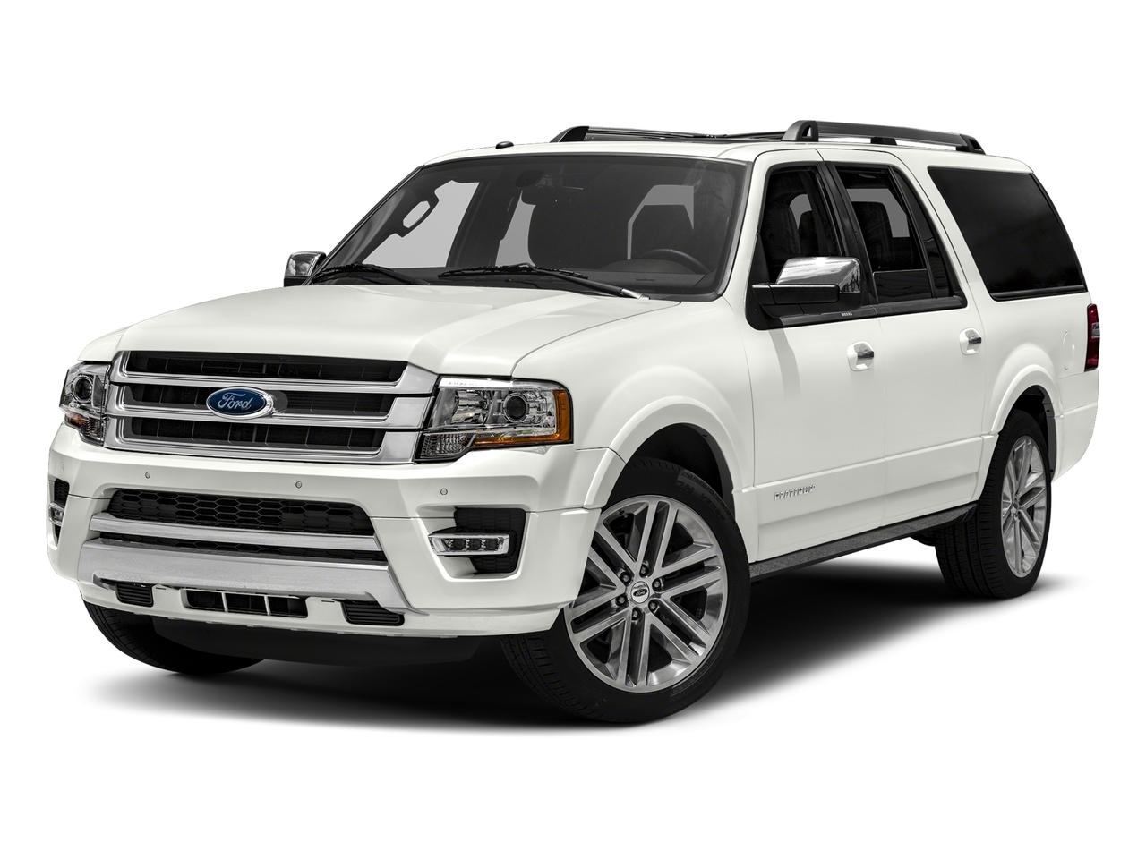 2016 Ford Expedition EL Vehicle Photo in Colorado Springs, CO 80905