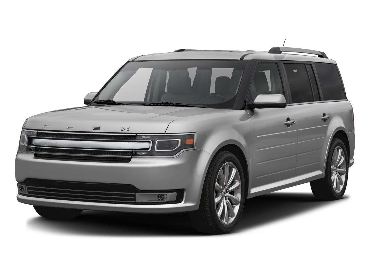 2016 Ford Flex Vehicle Photo in San Angelo, TX 76903