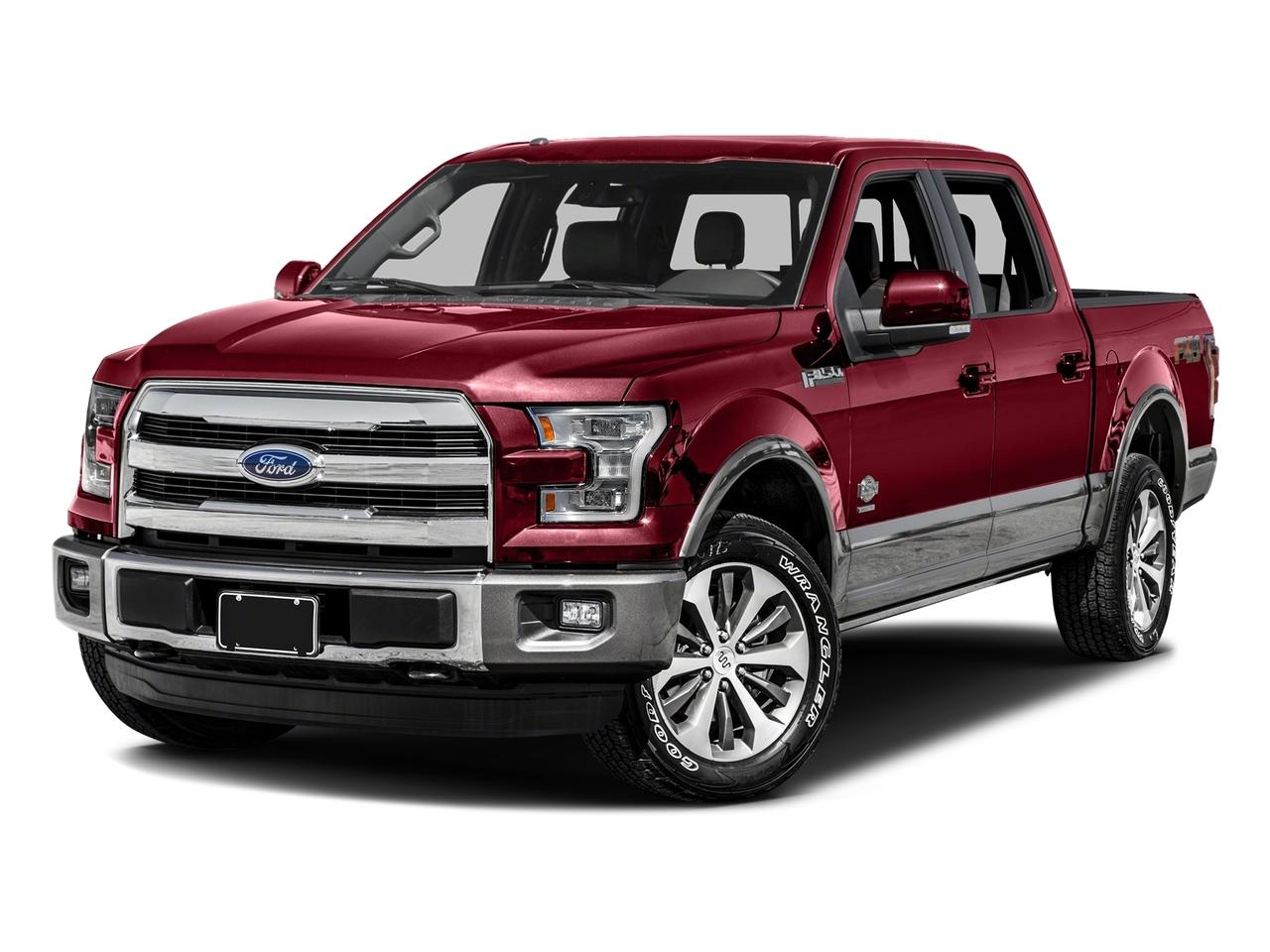 2016 Ford F-150 Vehicle Photo in Johnson City, TN 37601