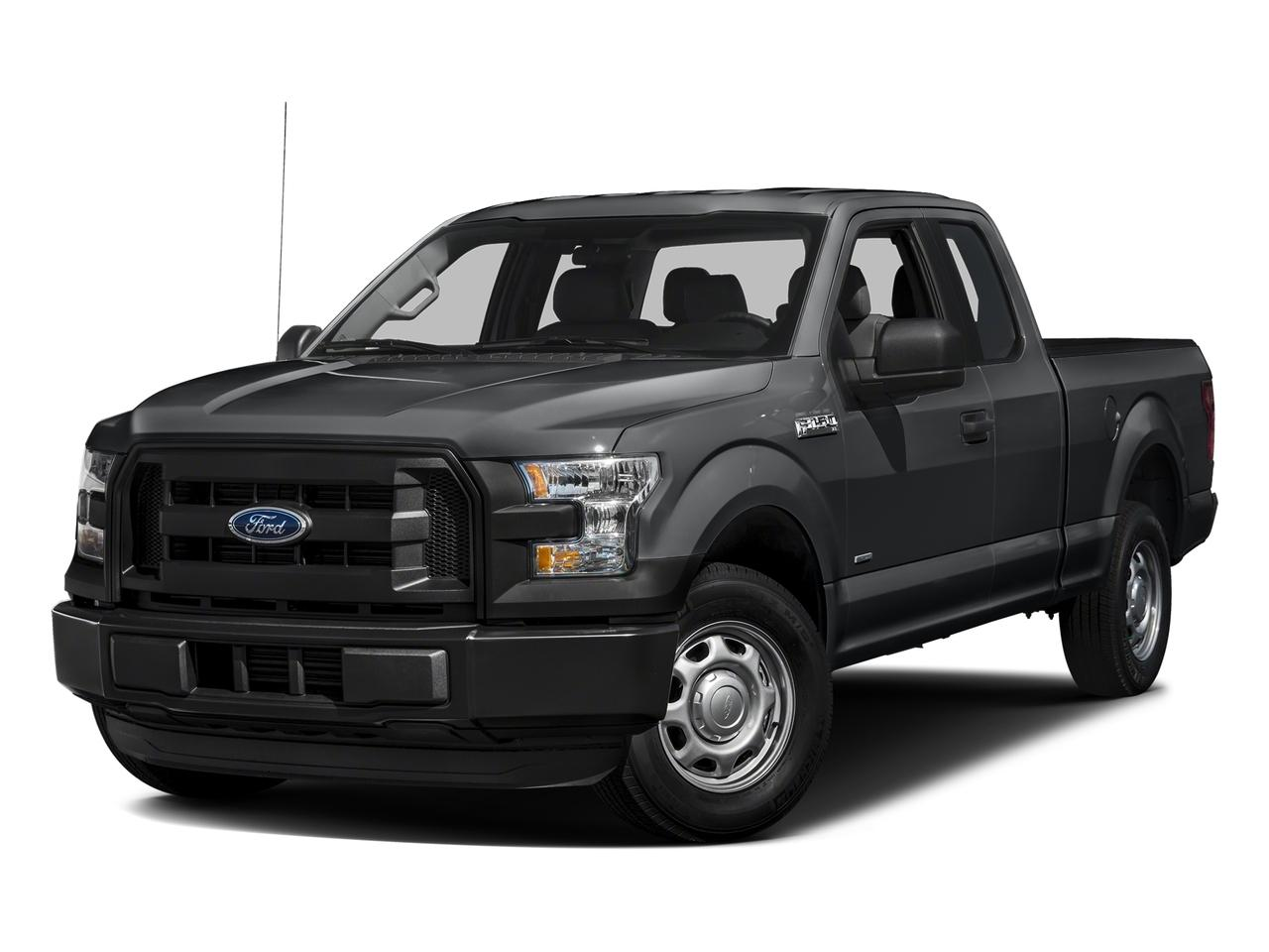2016 Ford F-150 Vehicle Photo in Akron, OH 44312