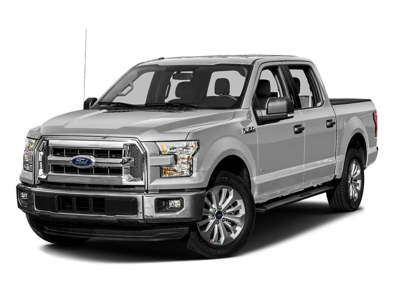 2016 Ford F-150 Vehicle Photo in El Paso, TX 79922