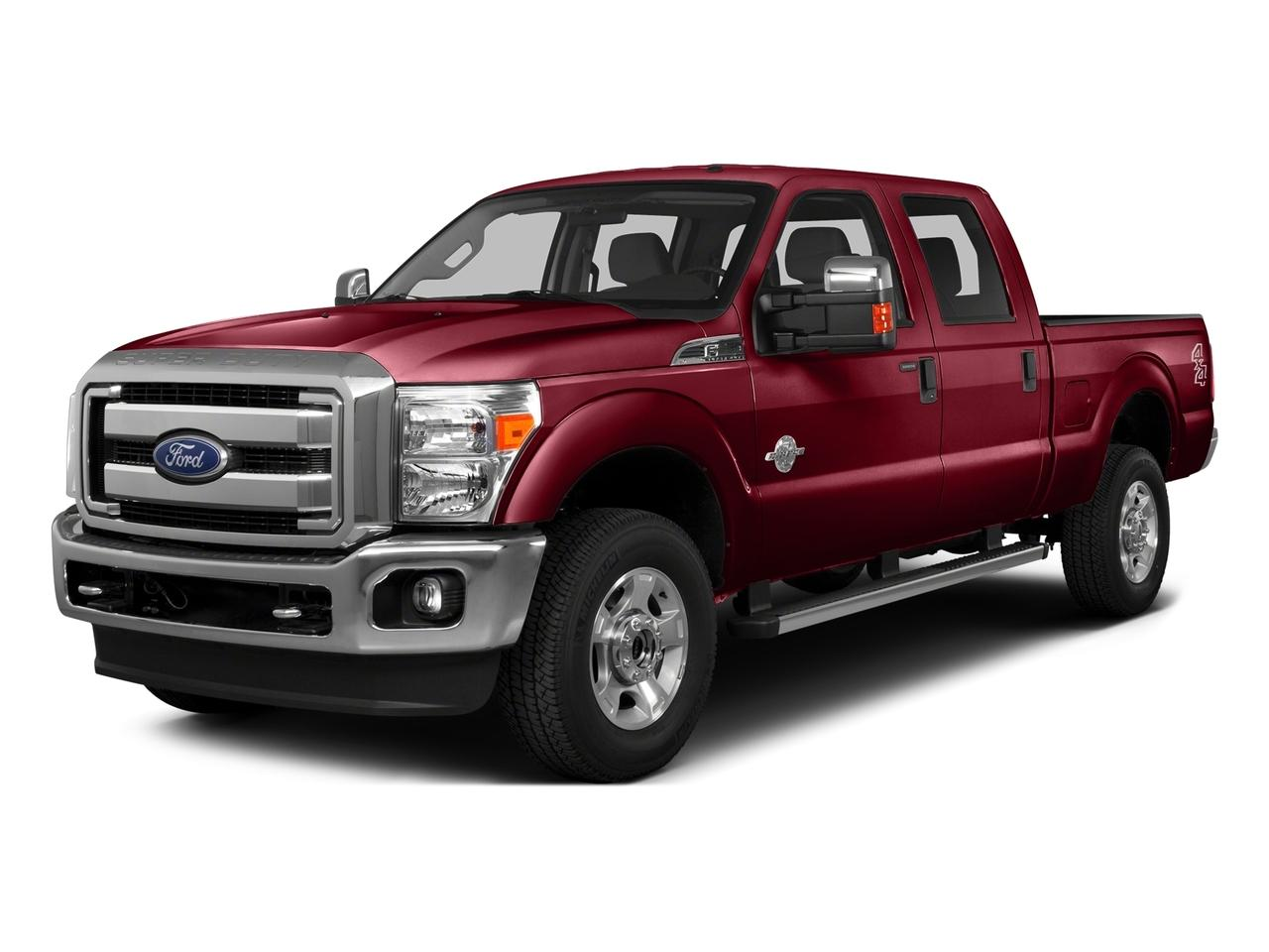 2016 Ford Super Duty F-350 SRW Vehicle Photo in Colorado Springs, CO 80920