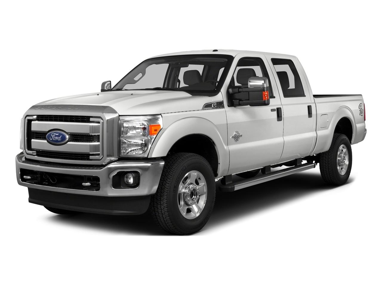 2016 Ford Super Duty F-350 SRW Vehicle Photo in Colorado Springs, CO 80905