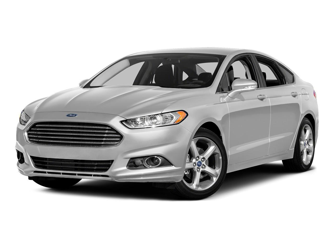 2016 Ford Fusion Vehicle Photo in Portland, OR 97225