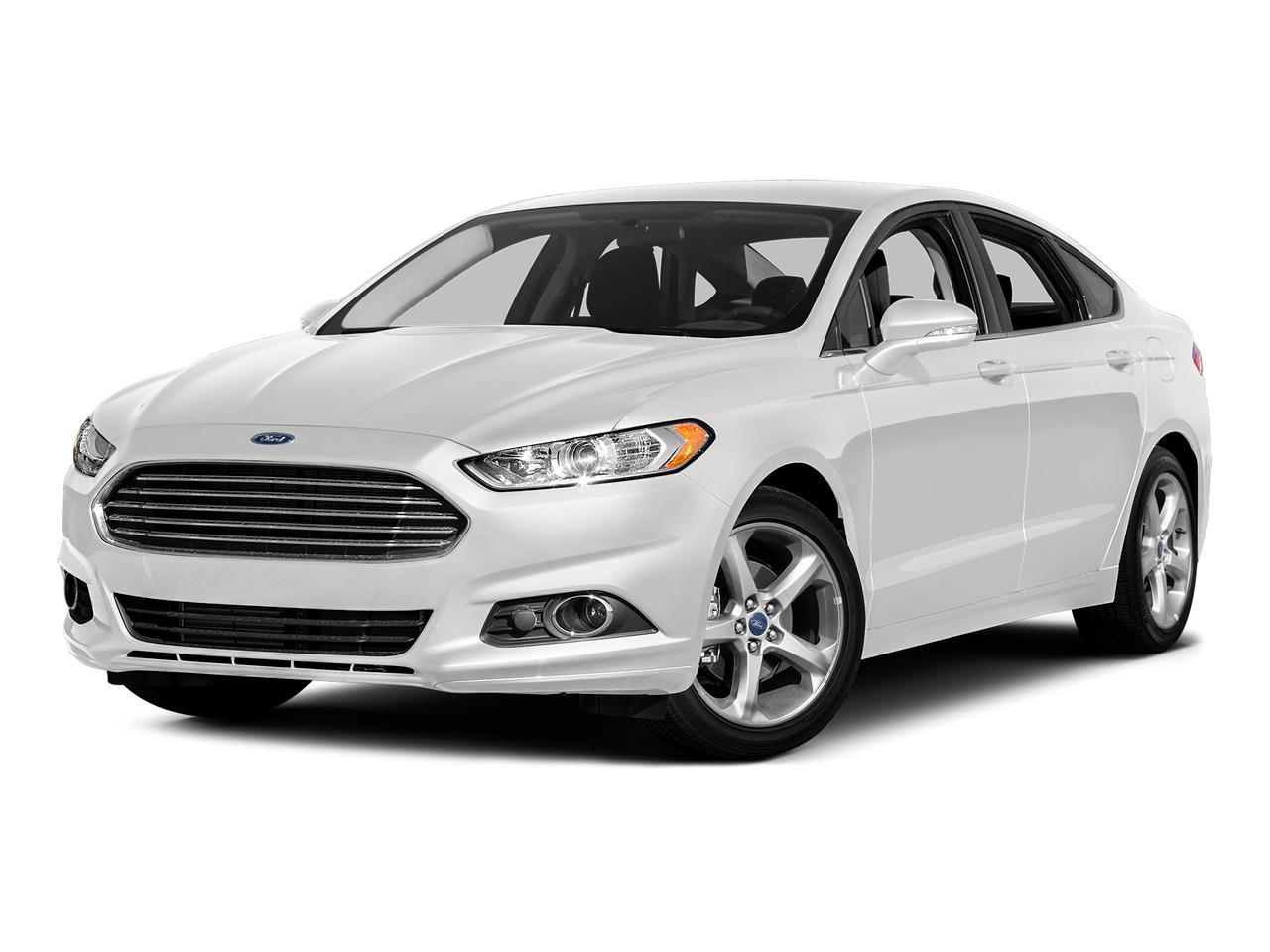 2016 Ford Fusion Vehicle Photo in Medina, OH 44256
