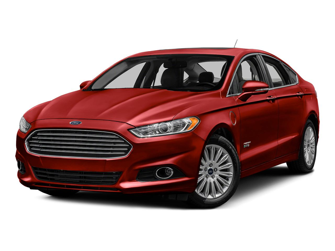 2016 Ford Fusion Energi Vehicle Photo in DURHAM, NC 27713