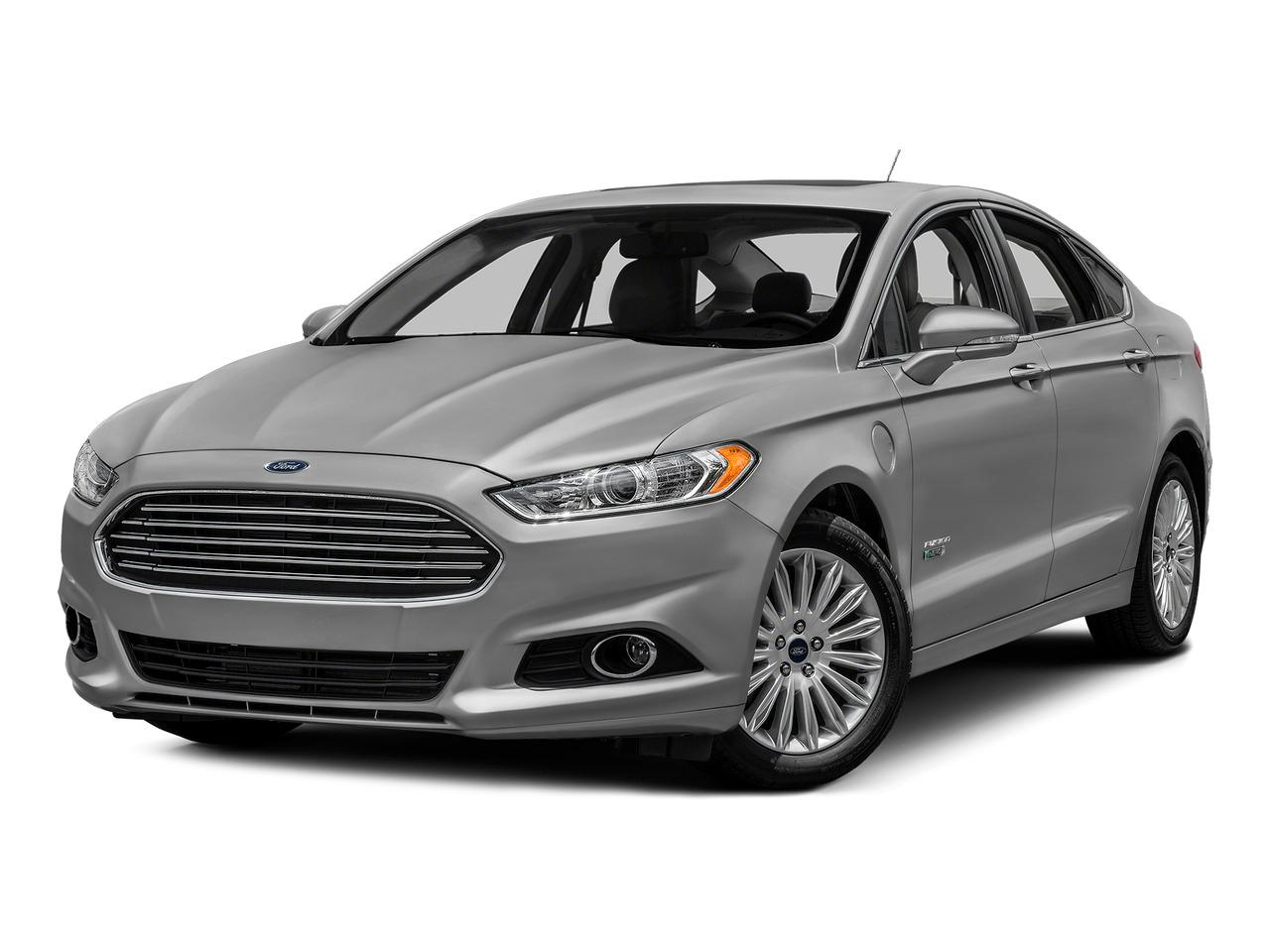 2016 Ford Fusion Energi Vehicle Photo in Honolulu, HI 96819