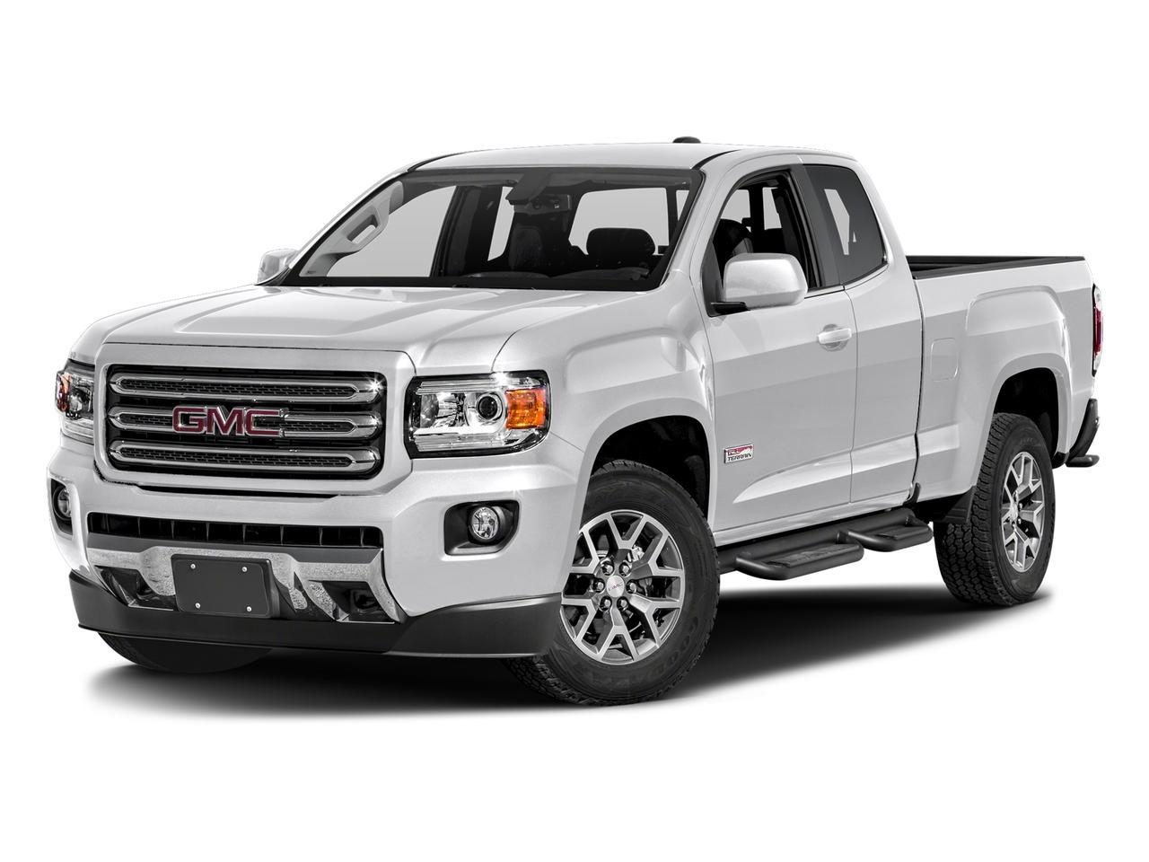 2016 GMC Canyon Vehicle Photo in Chickasha, OK 73018