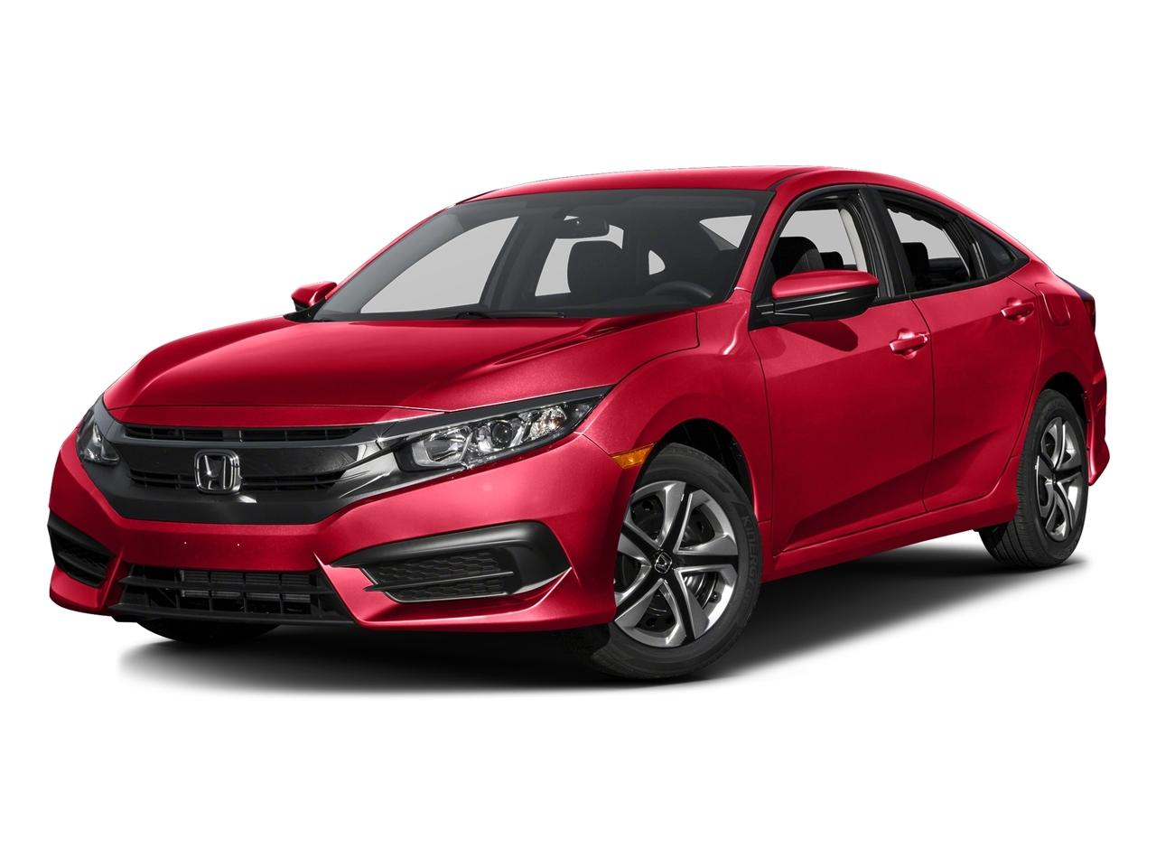 2016 Honda Civic Sedan Vehicle Photo in Colma, CA 94014