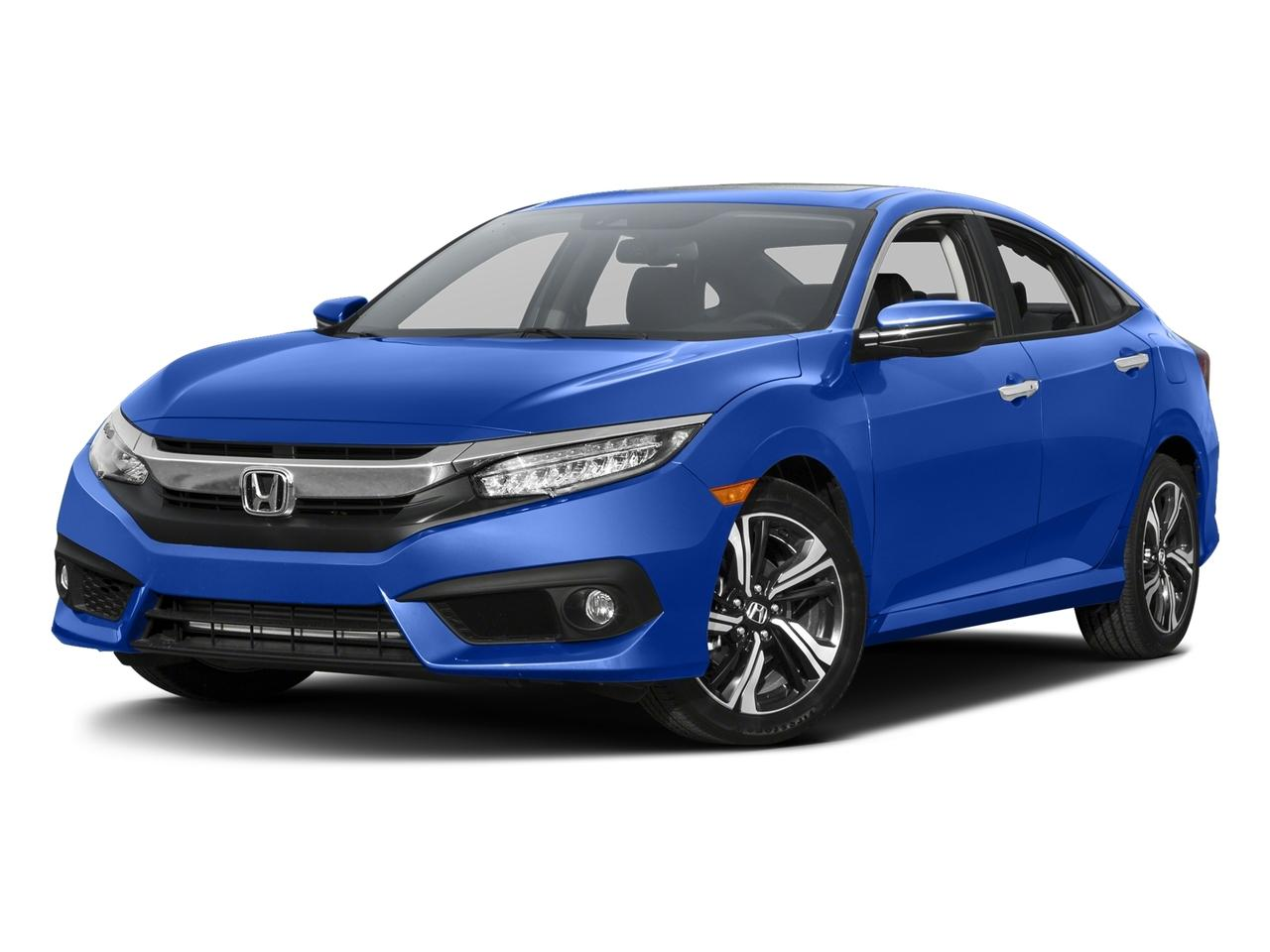 2016 Honda Civic Sedan Vehicle Photo in Paramus, NJ 07652