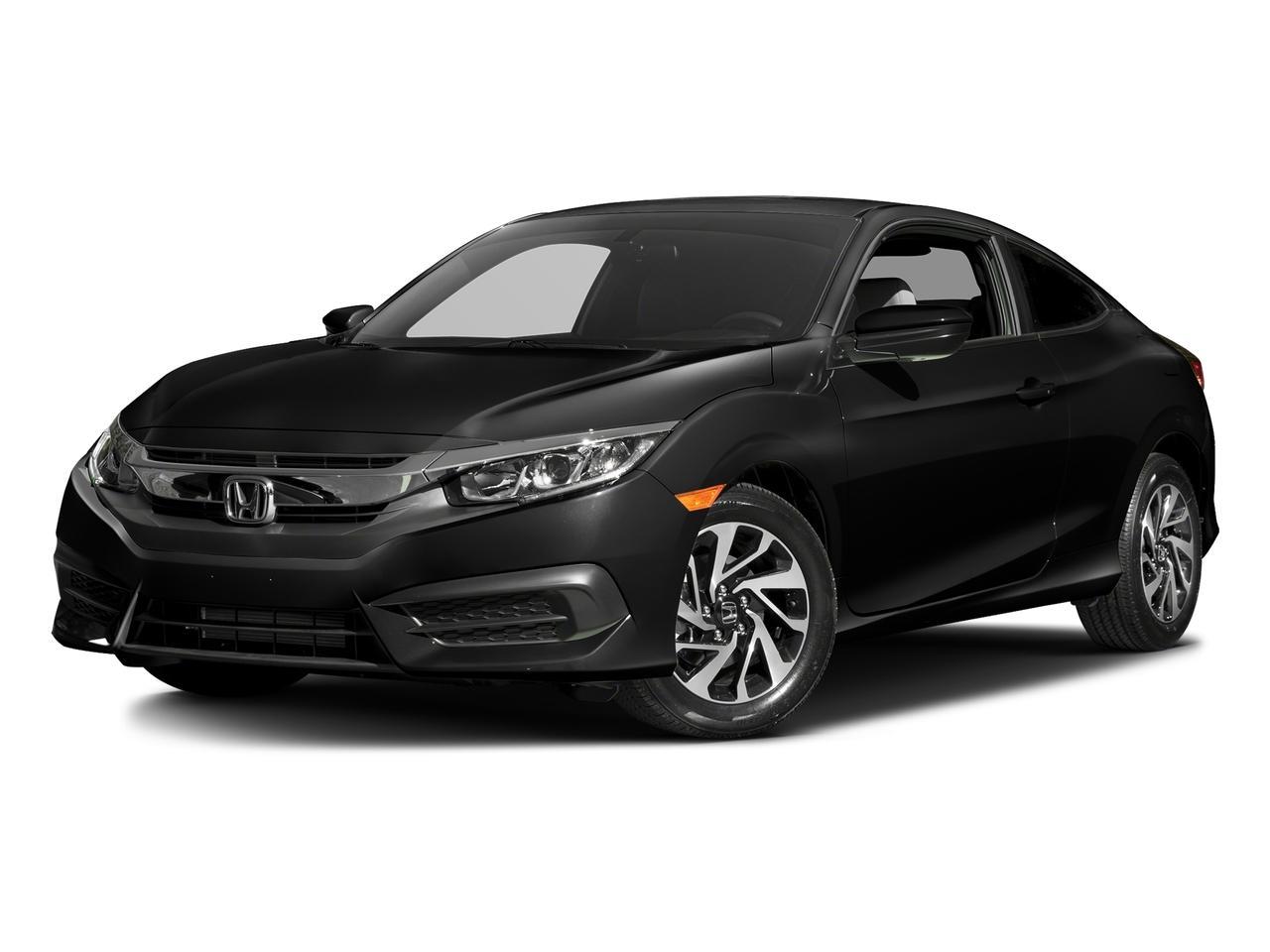2016 Honda Civic Coupe Vehicle Photo in Spokane, WA 99207