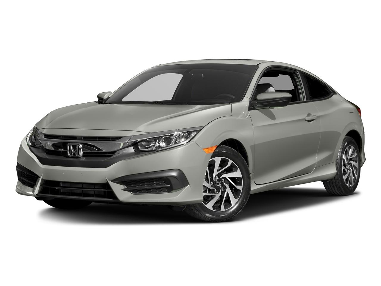 2016 Honda Civic Coupe Vehicle Photo in Portland, OR 97225