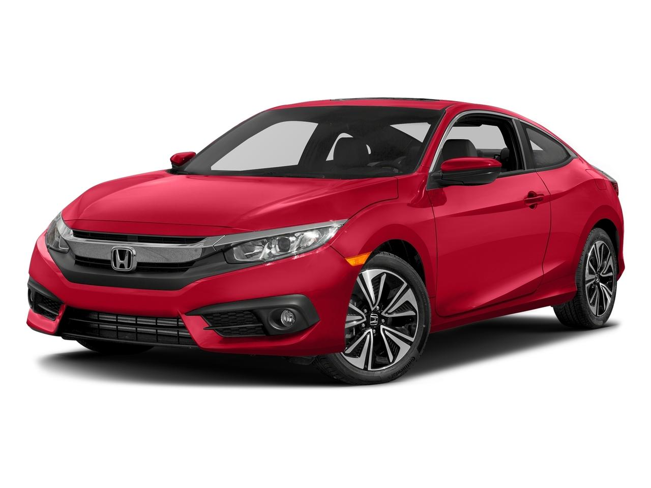 2016 Honda Civic Coupe Vehicle Photo in State College, PA 16801